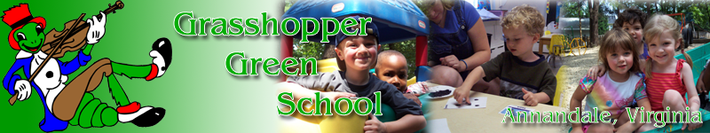 Grasshopper Green School in Annandale, Virginia